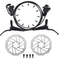 Front And Rear Hydraulic Disc Brake Kit