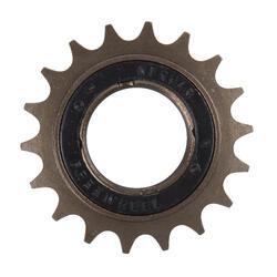 Freewheel single speed fietsen 18 tandjes.