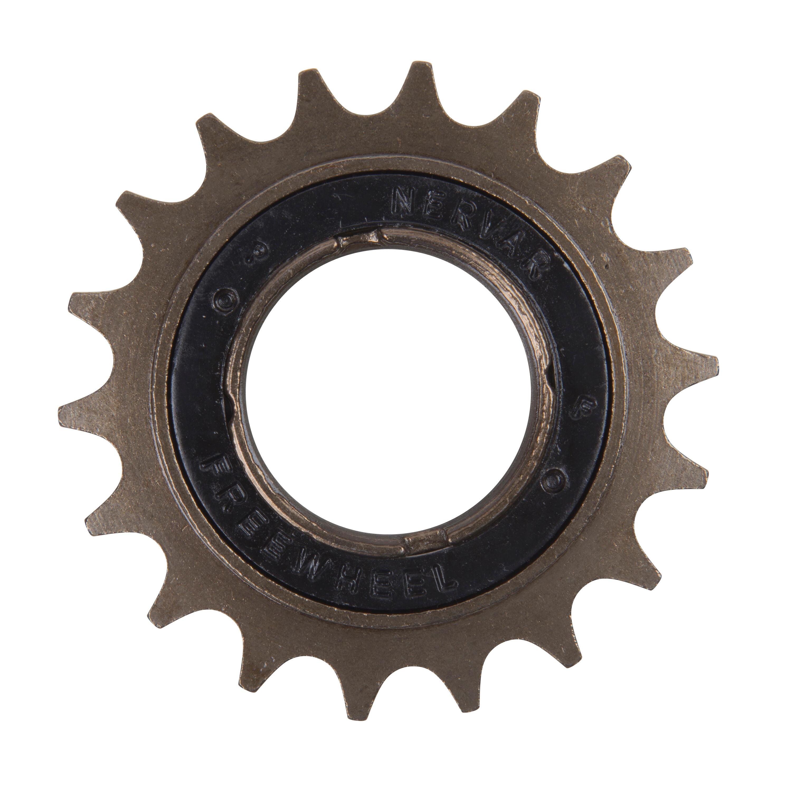 B'twin Schroef freewheel 1 versnelling