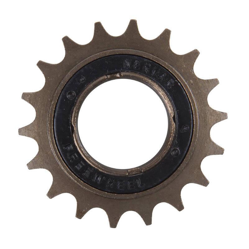 PŘEVODY NA KOLO Cyklistika - VOLNOKOLEČKO 1 RYCHLOST BTWIN - Náhradní díly a údržba kola