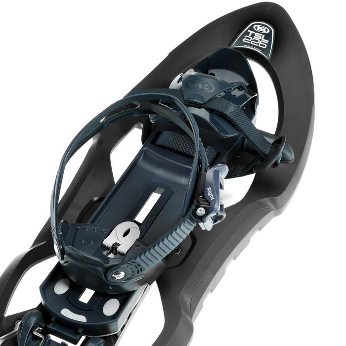 Raquetas de nieve tamiz grande TSL 226 EVO negro