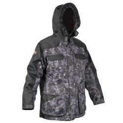 防水保暖外套520-迷彩色