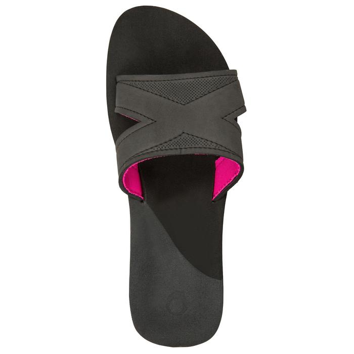 Chanclas mujer TO 500L SLAPS Negro