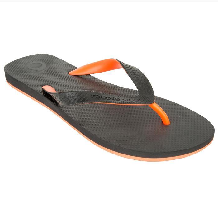 Tong Homme TO 500S Noir Orange