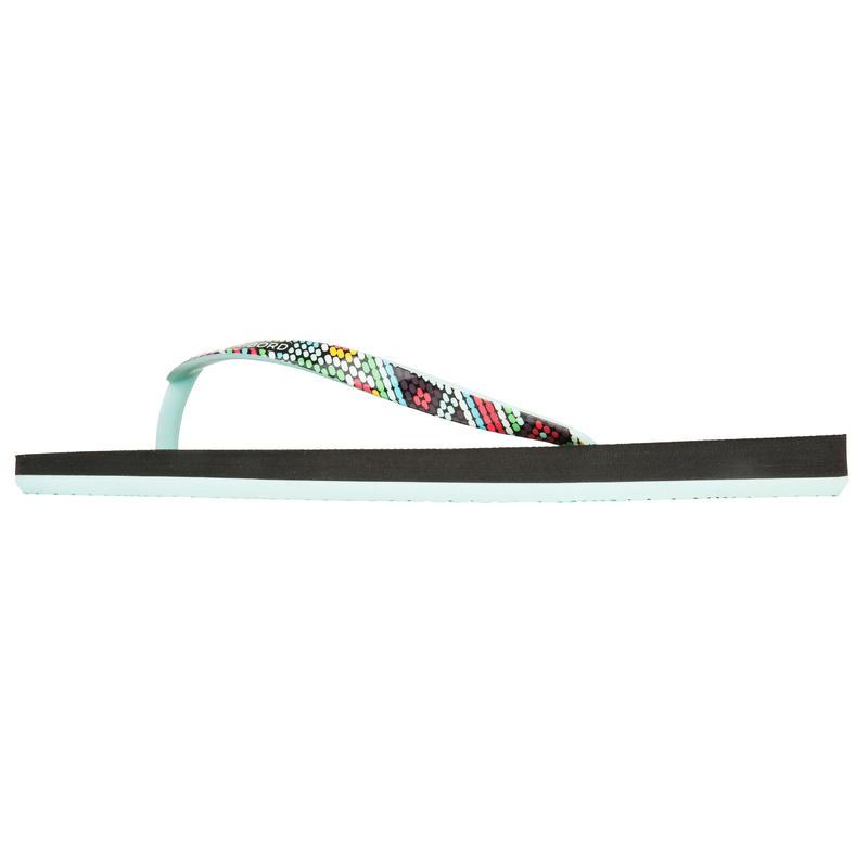 Women's Flip-Flops TO 500 Doty Black