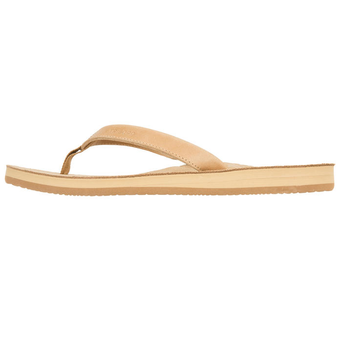 Tongs Femme TO 590 W Cuir Camel - 1085599