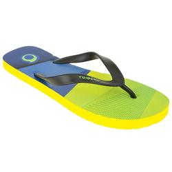 Herenslippers TO100S print New Wave