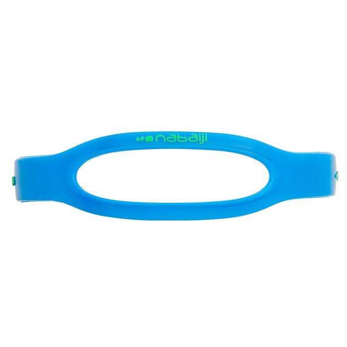 Masque de natation SWIMDOW Taille S bleu vert