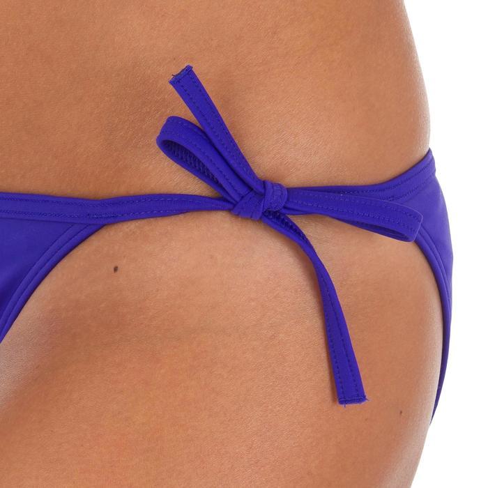 Bas de maillot de bain de surf femme nouée côté SOFY ORIGAMI - 1085961