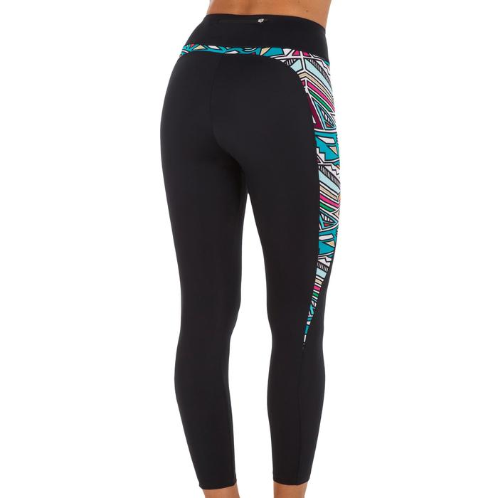 Bas de maillot de bain legging 7/8ème avec poche zippée dos UPF 50+ ZILA NCOLO - 1086036