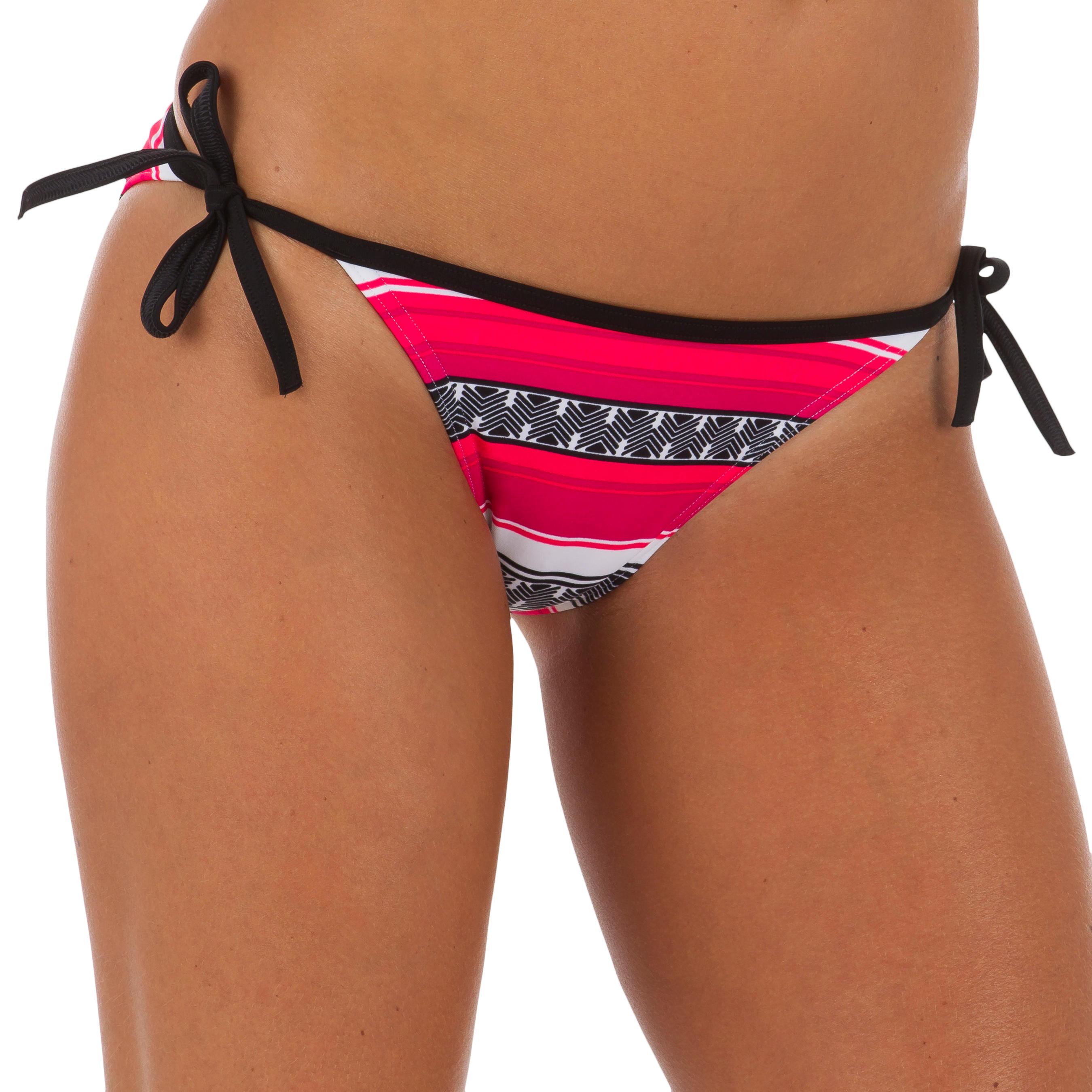 Panty bikini anudada a los lados SOFY GUARANA