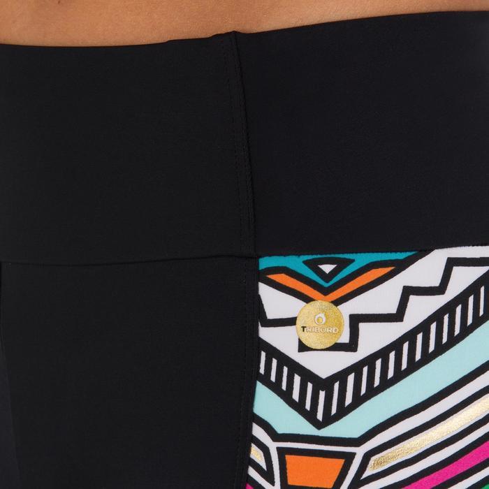 Bas de maillot de bain legging 7/8ème avec poche zippée dos UPF 50+ ZILA NCOLO - 1086101