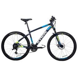 "520 27.5"" Rockrider 登山自行車 - 藍"