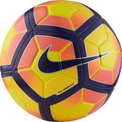 Voetbal Coupe de France Strike geel/roze