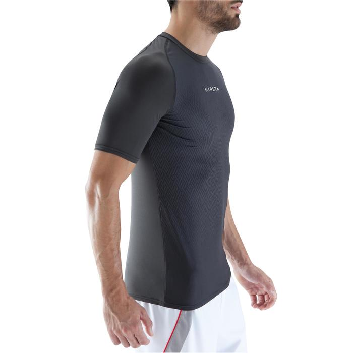 Sous maillot respirant manches courtes adulte Keepdry 100 - 1086293