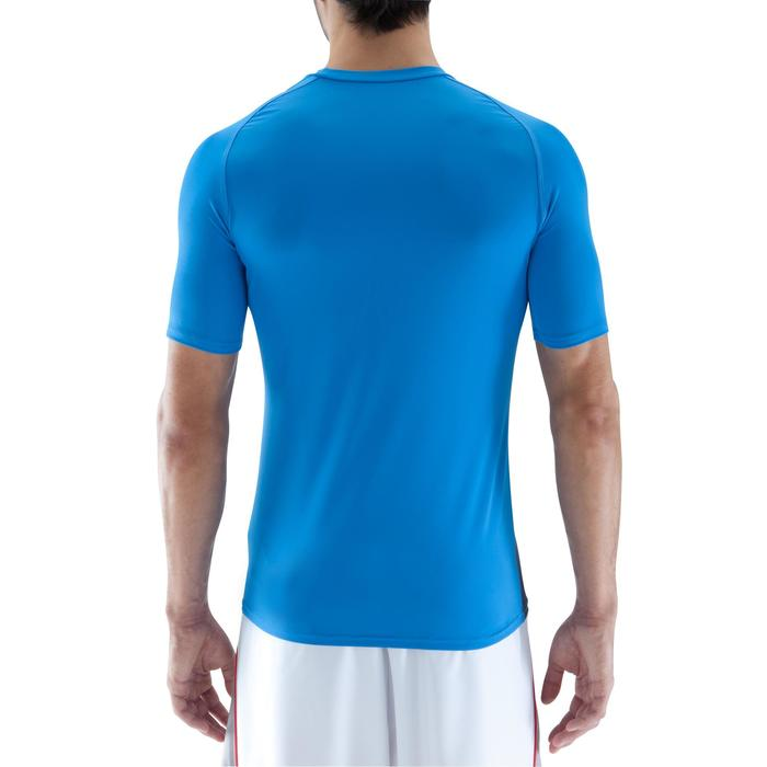 Keepdry 100 Adult Short-Sleeved Football Base Layer - Faded Blue