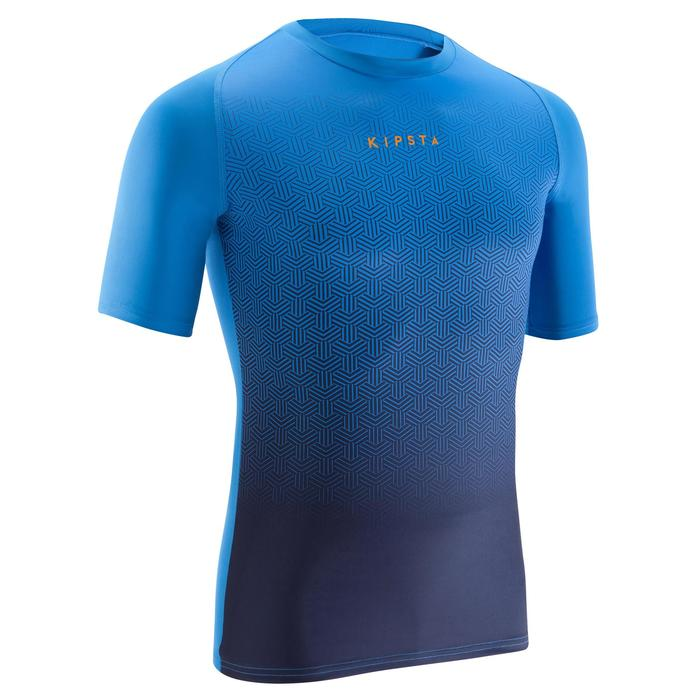 Sous maillot respirant manches courtes adulte Keepdry 100 - 1086315