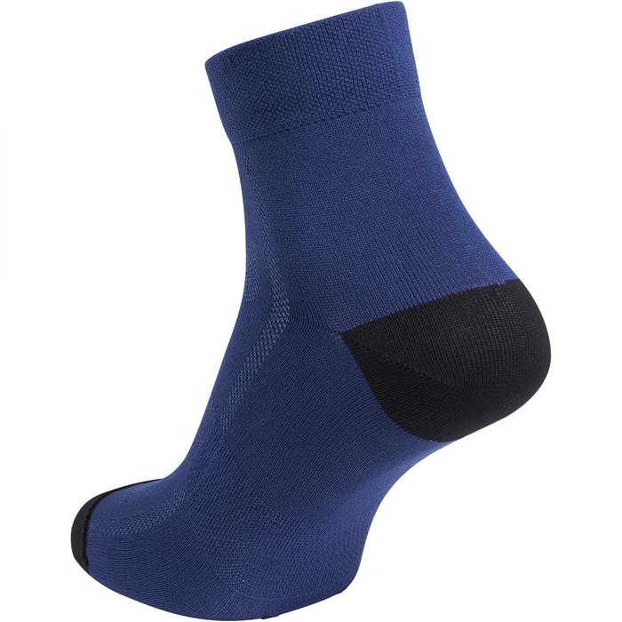 Calcetines ciclismo ROADR 500 azul oscuro