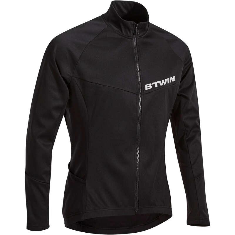 Férfi sport országúti ruházat átmeneti időre Kerékpározás - Férfi kerékpáros mez 500-as TRIBAN - Férfi kerékpáros ruházat
