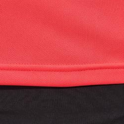 Kurzarm-Radtrikot Rennrad RC 100 Damen pink