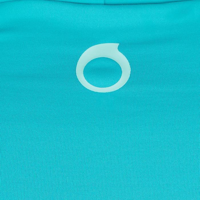 tee shirt anti uv surf top 500 Manches Courtes Enfant - 1087201