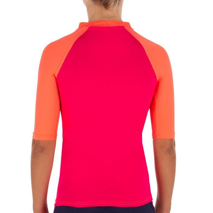 Tee shirt anti UV surf Top 100 manches courtes Enfant - 1087238