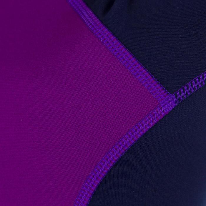 tee shirt anti UV surf top néoprène thermique manches courtes enfant - 1087279