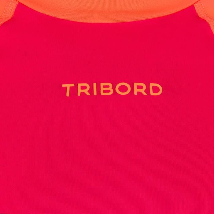Tee shirt anti UV surf Top 100 manches courtes Enfant - 1087424
