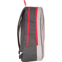球拍運動背包BP 100-灰粉配色