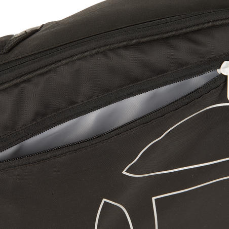 100 M Racket Sports Bag - Hitam