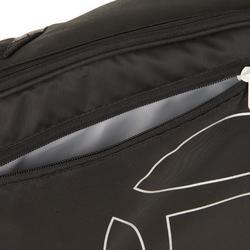 Tennistasche Schlägertasche Artengo 100 M schwarz