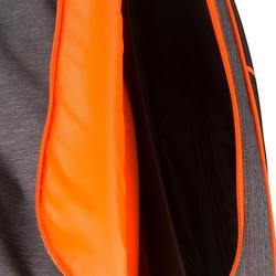 Tas racketsporten Artengo 500 M grijs oranje