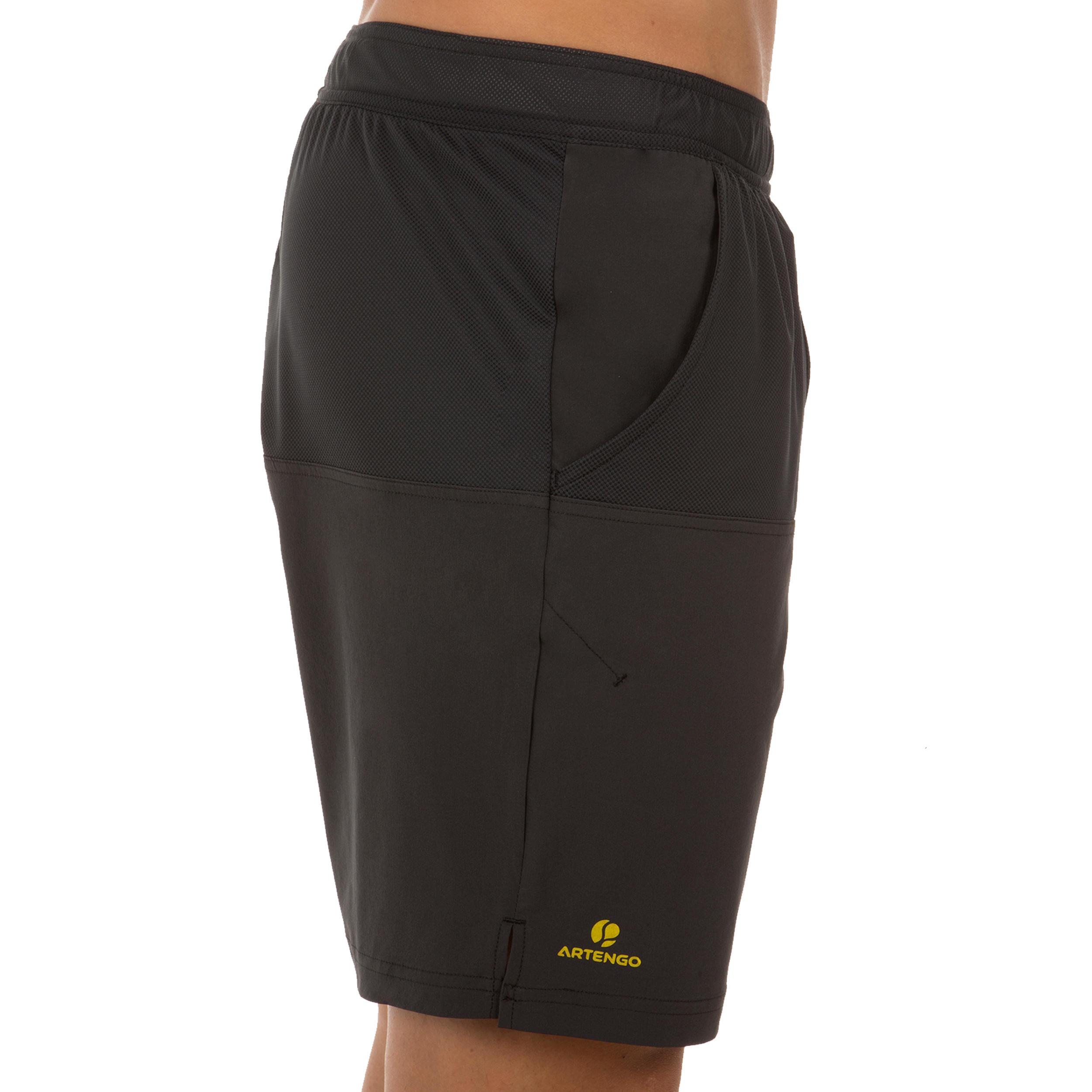Shorts - Tennis - Dry 900 Grey