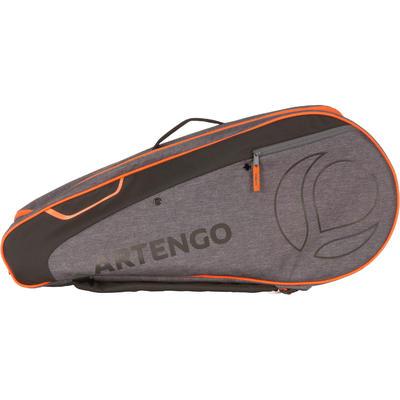 Racket Sports Bag 500 M - Grey/Orange