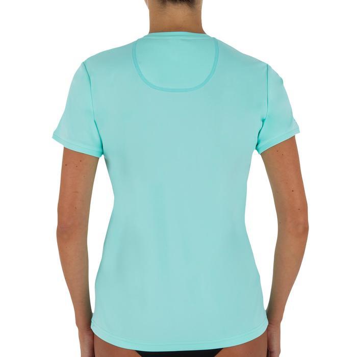water tee shirt anti UV surf manches courtes femme - 1088077