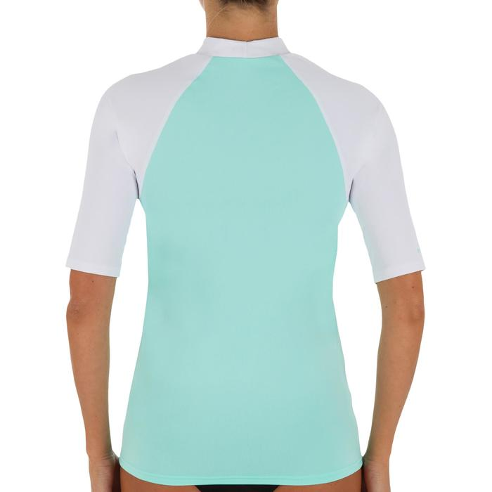 tee shirt anti uv surf top 100 manches courtes femme - 1088088