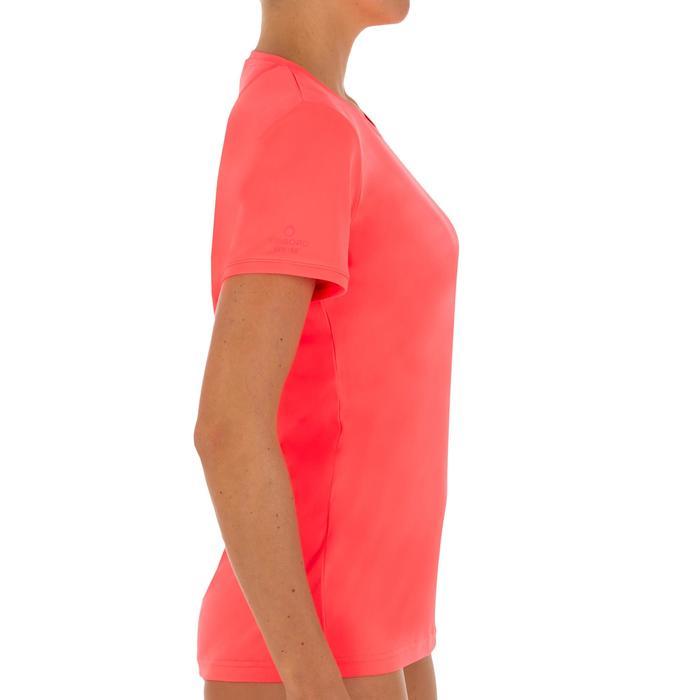 water tee shirt anti UV surf manches courtes femme - 1088125