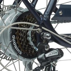 Vélo Électrique Elops 900 E Cadre Haut