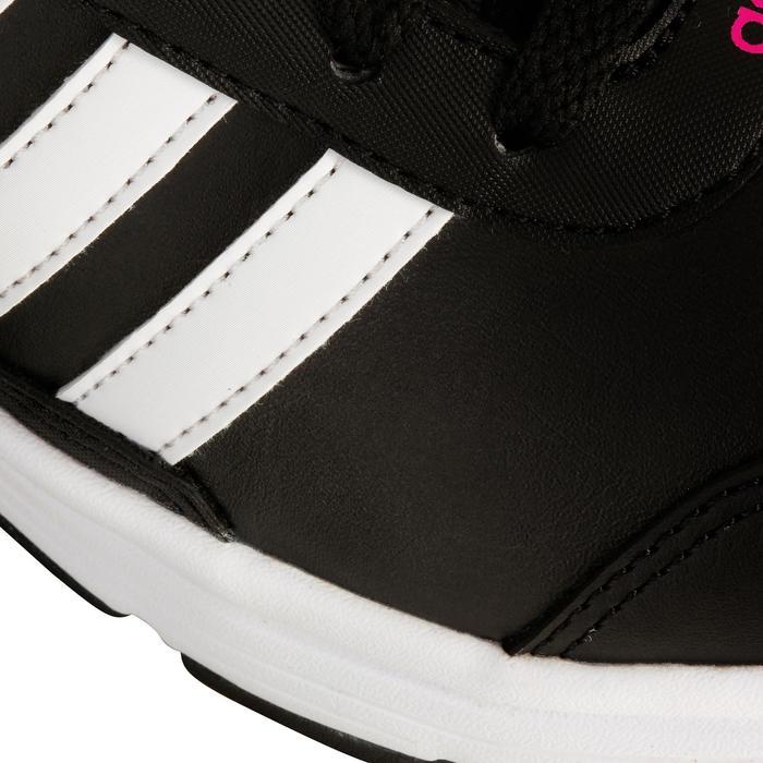 Chaussures marche sportive femme City noir / rose - 1088452