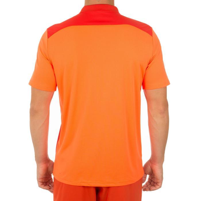 Poloshirt Dry 900 Tennispolo Herren rot