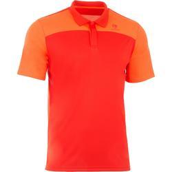 Tennispolo voor heren Dry 900 rood