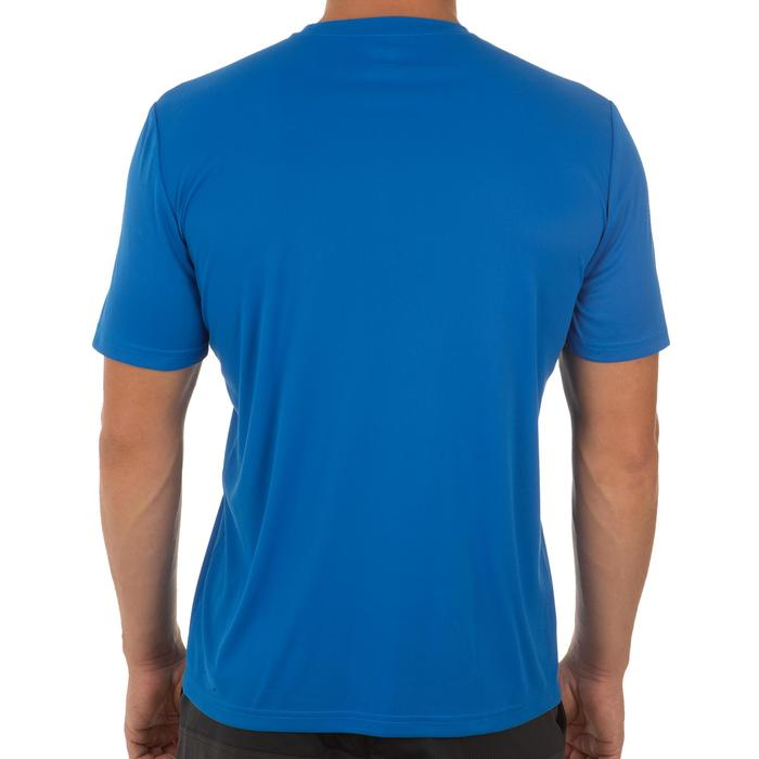 T-SHIRT TENNIS SOFT 100 HOMME BLEU