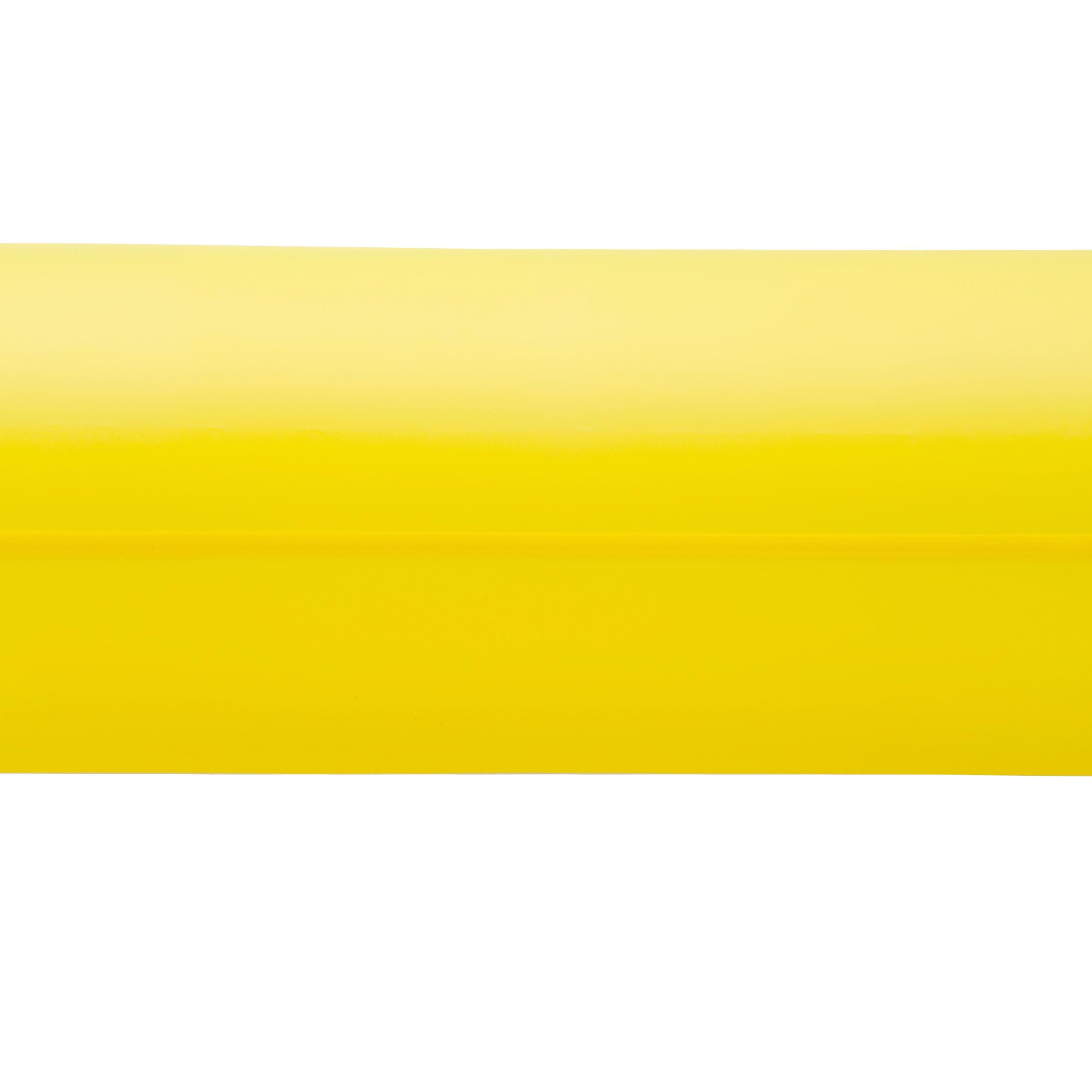 Bouée de flottaison de plongée libre 100 jaune