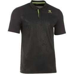 Dry 900 網球羽毛球Padel乒乓球壁球Polo衫 - 灰色