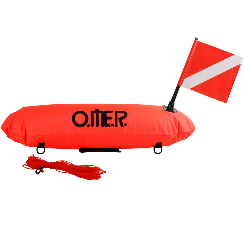 SPEARFISHER ACCESSORIES Dykning - Dykboj Master Torpedo OMER - Dykning 17
