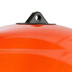 Opblaasbare ronde signalisatieboei voor harpoenvissen - 1088968
