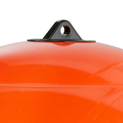Bouée de signalisation de surface gonflable ronde pour la chasse sous-marine