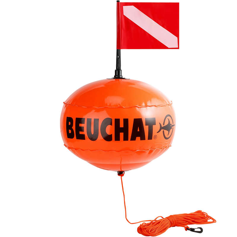 SPEARFISHER ACCESSORIES Snorkeling, Freediving, Diving - Colac Rotund Vânătoare  BEUCHAT - Freediving