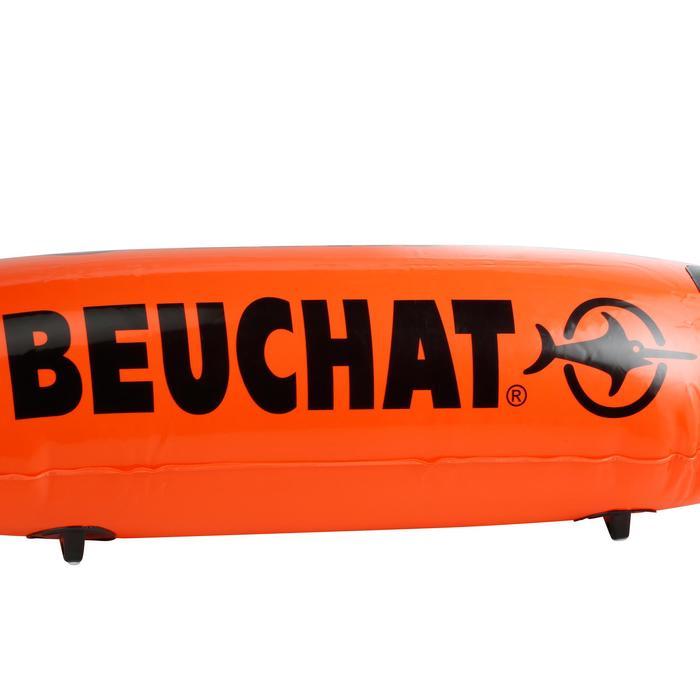 Bouée longue gonflable de chasse sous-marine - 1089017