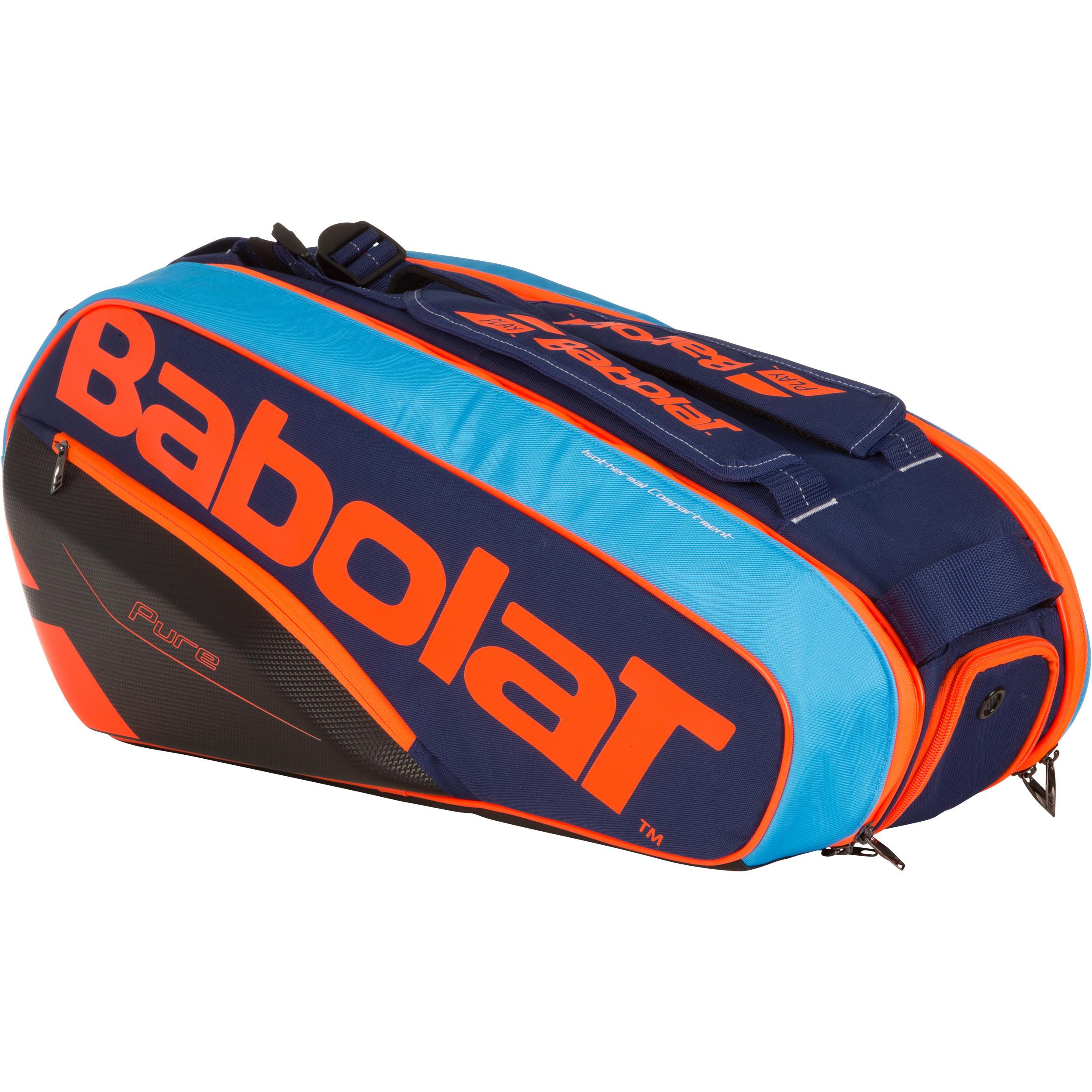 Babolat Tennistas RH Pure RG 6 rackets